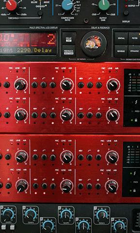 Fetcher Records студия звукозаписи